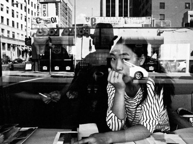 Henri-Cartier-Bresson-selfi